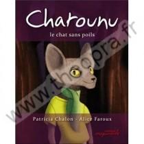 Chatounu, le chat sans poils