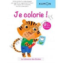 Je colorie - Méthode Kumon
