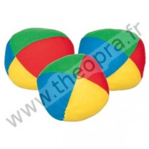 Balles jonglage - Diamètre...