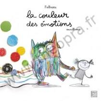 La couleur des émotions -...